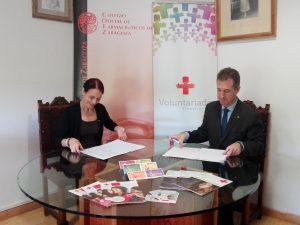 Las farmacias de la provincia de Zaragoza colaboran  en el Sorteo del Oro de Cruz Roja