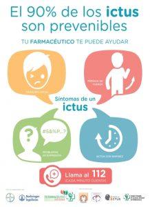 Prevención del Ictus en las farmacias
