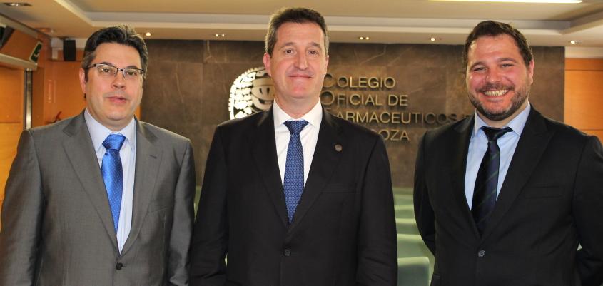 Constituido el Consejo Oficial de Colegios de Farmacéuticos de Aragón