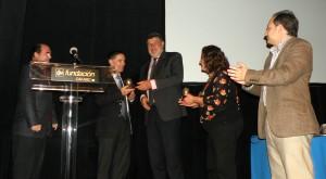 Entrega del Premio Buen Hacer en Consumo al COFZ