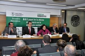 Encuentro autonómico para analizar el futuro de la farmacia aragonesa