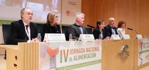 Clausurada la IV Jornada Nacional de Alimentación celebrada en Zaragoza