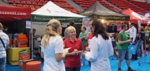 8 de junio: Los farmacéuticos informarán sobre protección solar y deporte en la Feria del Corredor