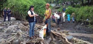 Farmamundi y los farmacéuticos de Aragón colaboran con la emergencia en Guatemala