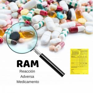 Reacciones Adversas a Medicamentos y la importancia de notificarlas