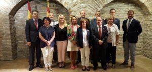 Los Farmacéuticos de Aragón se unen a pacientes y consumidores para divulgar buenas conductas alimentarias y el uso racional de medicamentos