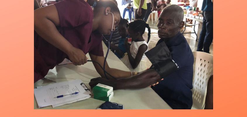 Los farmacéuticos de Aragón colaborán con Farmamundi en una acción humanitaria en Haití