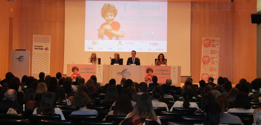 Éxito de participación de la I Jornada de Salud Infantil del Colegio Oficial de Farmacéuticos de Zaragoza
