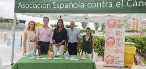 Carpas informativas y asesoramiento personalizado sobre protección solar: Arranca la campaña #solsinriesgo en las piscinas municipales de Zaragoza