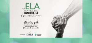 Las Farmacias de Zaragoza conmemoran el Día Mundial de la ELA con una campaña de sensibilización