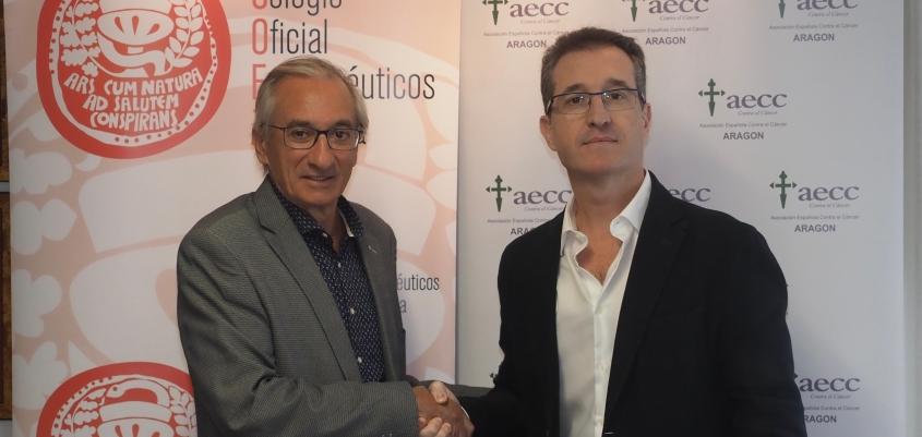 Los farmacéuticos de Zaragoza se unen al IV Congreso Aragonés de Personas con Cáncer y Familiares que se celebrará en la capital aragonesa los próximos 8 y 9 de noviembre