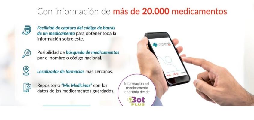 Medicamento Accesible Plus, la app que te ayuda a leer los prospectos de tus medicinas