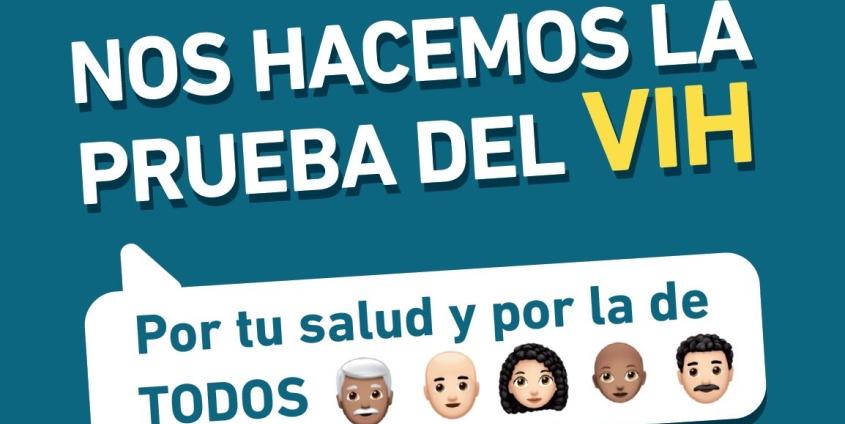 Las Farmacias de Aragón y la Asociación OMSIDA lanzan una campaña conjunta para promover el diagnóstico precoz del VIH a través de la prueba rápida