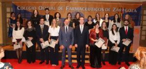 Entrega Premios Anuales: El presidente del COFZ, Ramón Jordán, pide a la Administración que tenga en cuenta a las farmacias rurales para luchar contra el desafío de la despoblación