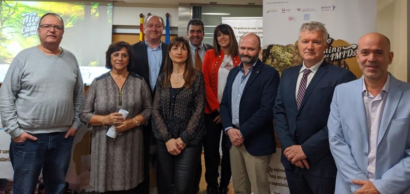 Jornada informativa sobre las enfermedades inflamatorias e inmunomediadas (IMID) en el Colegio Oficial de Farmacéuticos de Zaragoza