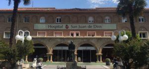PROGRAMA FARMACIA SOLIDARIA: Hospital San Juan de Dios y Colegio Oficial de Farmacéuticos de Zaragoza refuerzan su alianza frente a la pobreza farmacéutica en tiempos de COVID