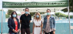 La campaña Sol sin riesgo incide en el uso de protección solar en la piel cubierta por mascarilla
