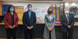 El investigador Víctor López ingresa en la Academia de Farmacia Reino de Aragón con un discurso sobre la aportación de los productos naturales a la medicina