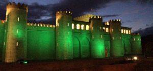 Zaragoza se tiñe de verde para conmemorar el Día Mundial del Farmacéutico #DMF2020