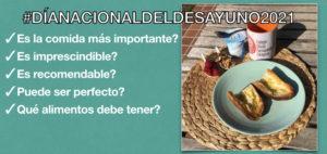 La vocal de Alimentación del COFZ, Elva Orta, desmonta varios mitos sobre el desayuno #dianacionaldesayuno2021