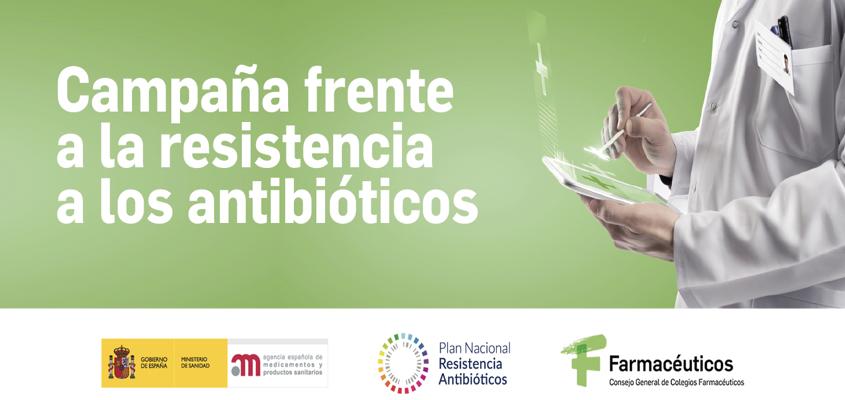Arranca en las farmacias de Aragón una nueva campaña para promover el uso responsable de los antibióticos