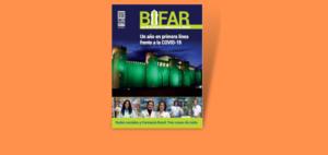 Accede al nuevo número del Boletín Informativo Farmacéutico de Aragón (BIFAR) marzo 2021