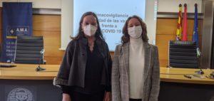 Los farmacéuticos de Aragón participan en la vigilancia de la seguridad de las vacunas contra la Covid-19