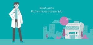 """Las Farmacias de Zaragoza se suman a la campaña """"A un paso de dejar de fumar"""" para ayudar a los ciudadanos a abandonar el tabaco"""